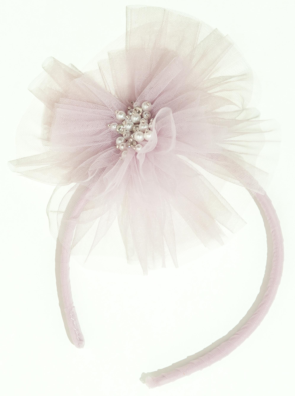 Fleur Headband in Lavender