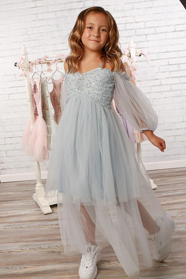 Princess Ella in Sky Blue