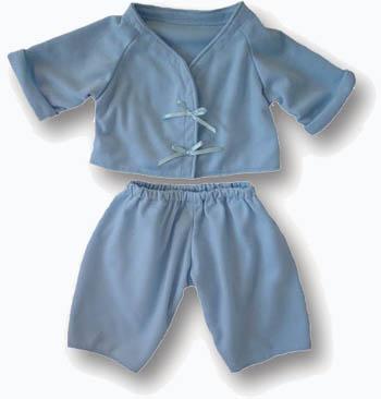 Baby Blue Pj's