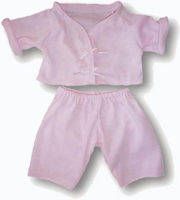 Baby Pink PJ's